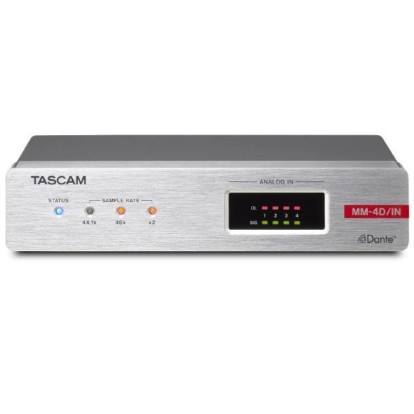 Контроллер/Аудиопроцессор TASCAM Аудиоконвертер MM-4D/IN-E