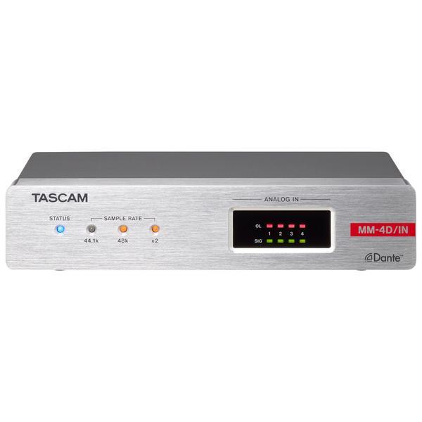Контроллер/Аудиопроцессор TASCAM Аудиоконвертер MM-4D/IN-X