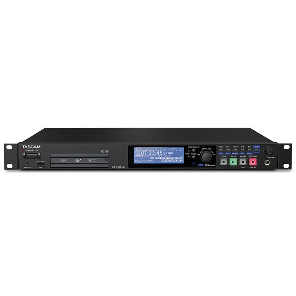 Профессиональный рекордер TASCAM SS-R250N цена