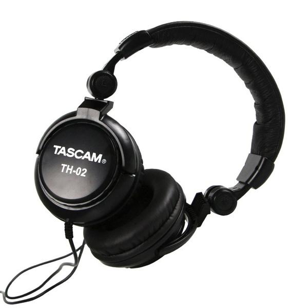все цены на Охватывающие наушники TASCAM TH-02