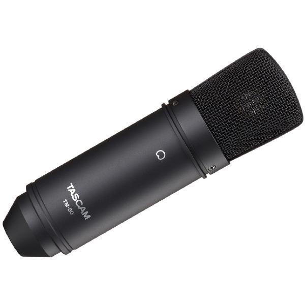Студийный микрофон TASCAM TM-80 Black