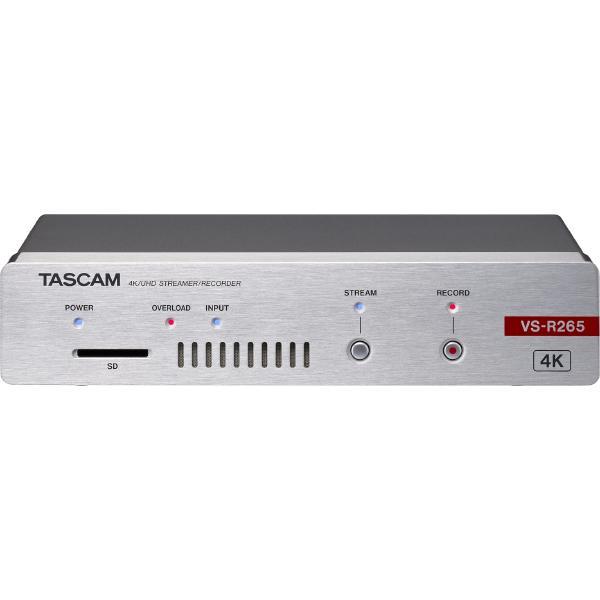 Профессиональный рекордер TASCAM VS-R265