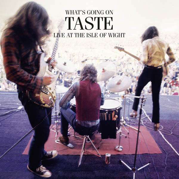 TASTE TASTE - Live At The Isle Of Wight Festival 1970 (2 LP) григорий лепс парус live