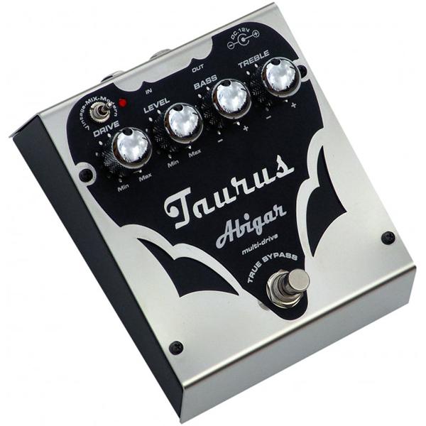 Педаль эффектов Taurus Abigar SL михаил адаменко приставки к электрогитаре секреты ретро звучания