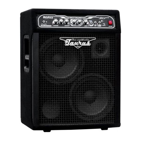 Басовый комбоусилитель Taurus BL-1010 гитарный усилитель taurus stomp head 1 bl