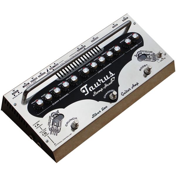 Гитарный усилитель Taurus Stomp-Head 4.SL гитарный усилитель taurus stomp head 1 bl
