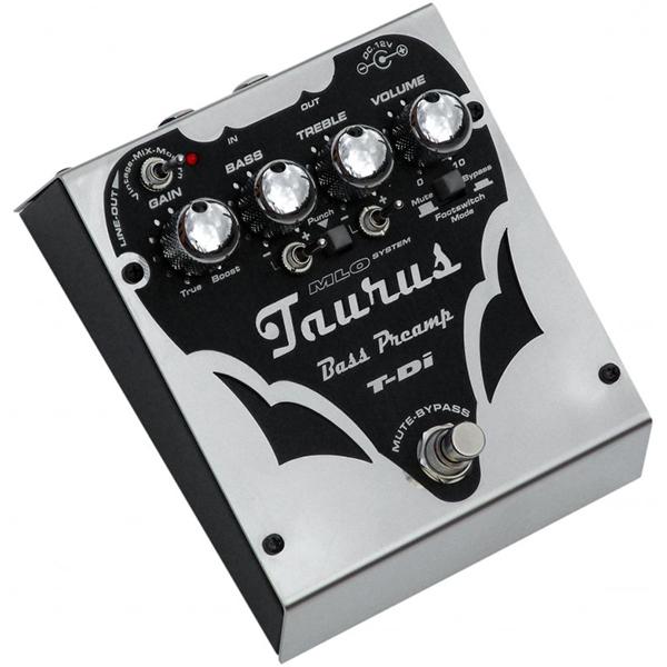Педаль эффектов Taurus T-Di педаль для бас гитары ampeg scr di bundle