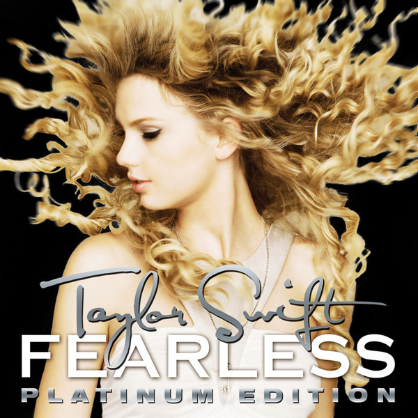 Taylor Swift - Fearless (2 LP)