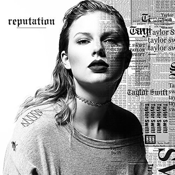 Taylor Swift Taylor Swift - Reputation (2 LP) taylor cole relogio tc013