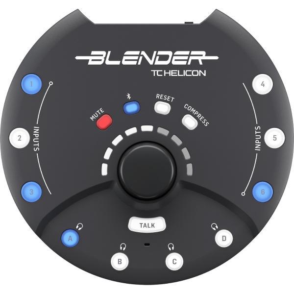 Мобильный аудиоинтерфейс TC-Helicon Blender