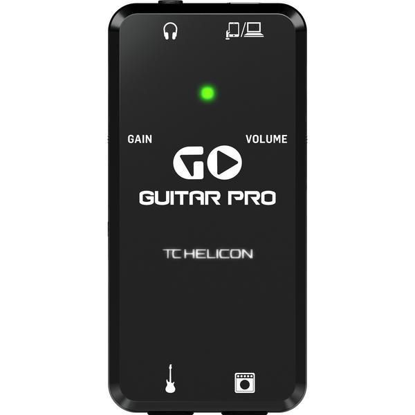 Мобильный аудиоинтерфейс TC-Helicon Go Guitar Pro