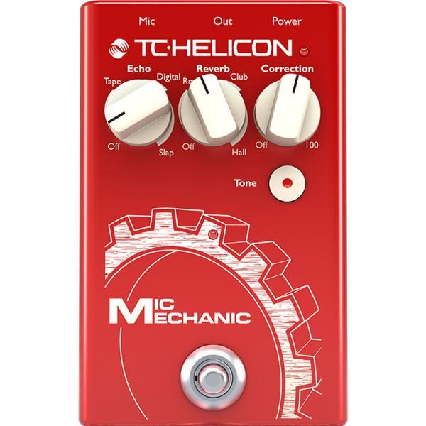 Вокальный процессор TC-Helicon Mic Mechanic 2
