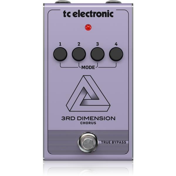 Педаль эффектов TC Electronic 3rd Dimension Chorus
