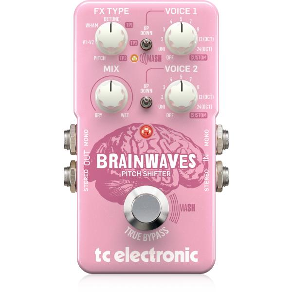 Педаль эффектов TC Electronic Brainwaves Pitch Shifter