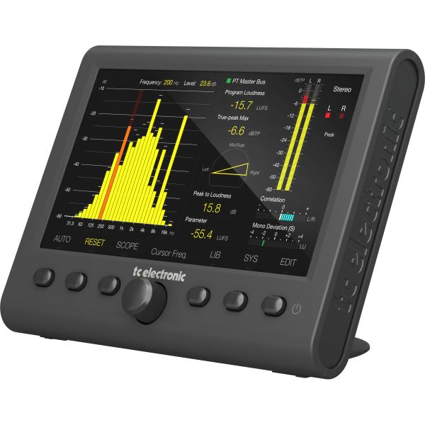 Контроллер для мониторов TC Electronic Измеритель громкости CLARITY M Stereo