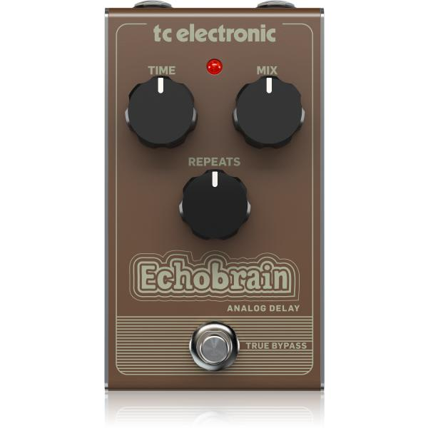 Педаль эффектов TC Electronic Echobrain Analog Delay