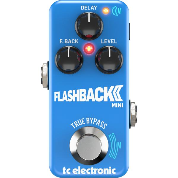 Педаль эффектов TC Electronic Flashback 2 Mini Delay