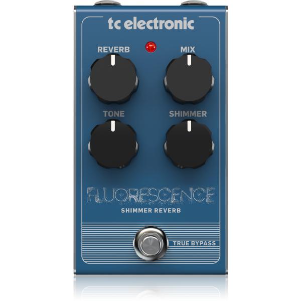 Педаль эффектов TC Electronic Fluorescence Shimmer Reverb