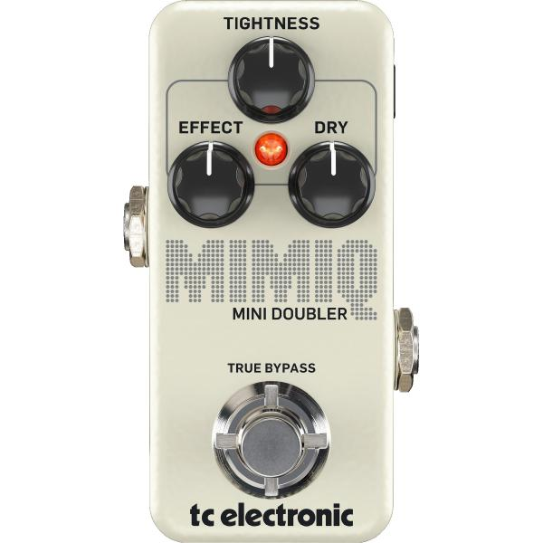 Педаль эффектов TC Electronic Mimiq Mini Doubler
