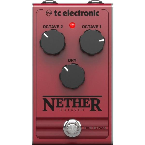 Педаль эффектов TC Electronic NETHER OCTAVER