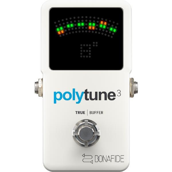 Гитарный тюнер TC Electronic PolyTune 3