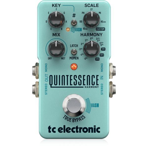 Педаль эффектов TC Electronic Quintessence Harmony