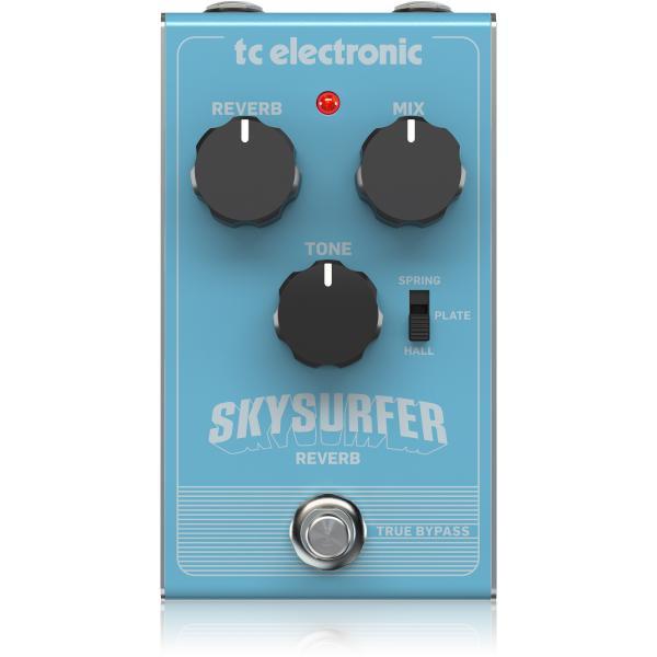 Педаль эффектов TC Electronic Skysurfer Reverb