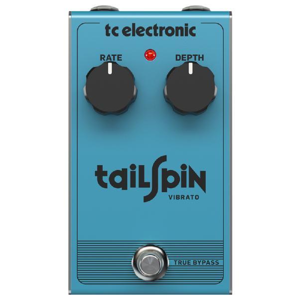 Педаль эффектов TC Electronic Tailspin Vibrato