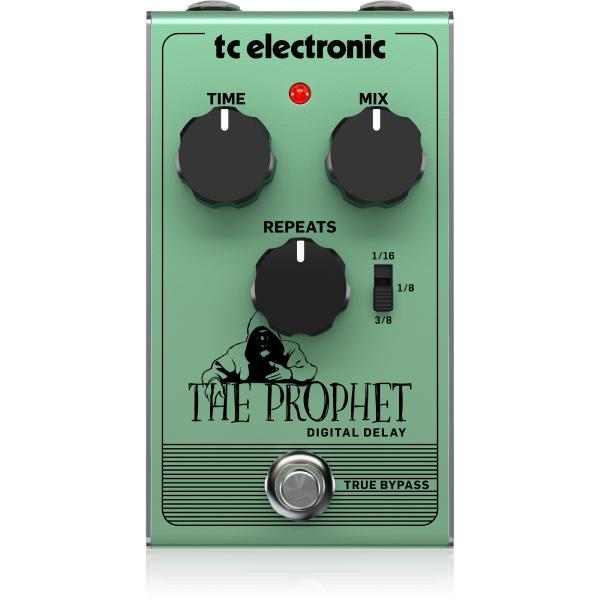 Педаль эффектов TC Electronic The Prophet Digital Delay