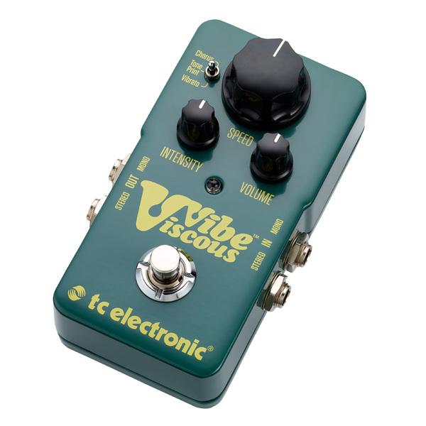 Педаль эффектов TC Electronic Viscous Vibe