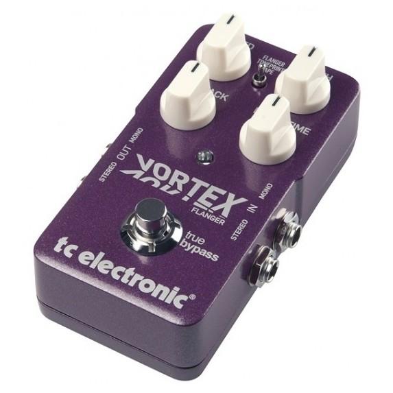 Педаль эффектов TC Electronic Vortex Flanger Toneprint