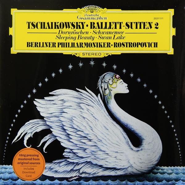Tchaikovsky - Ballet Suites Ii (180 Gr)