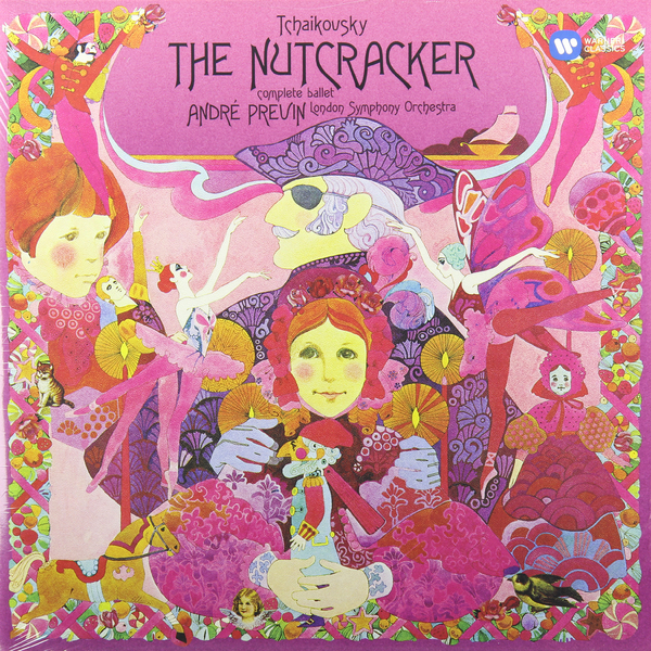 Tchaikovsky - The Nutcracker (2 LP)