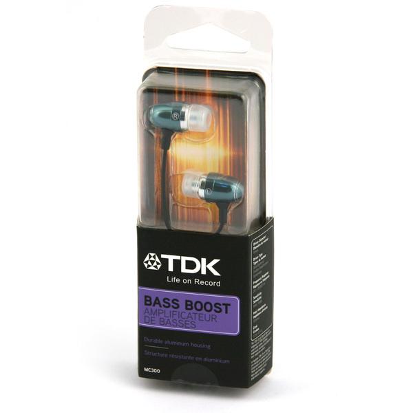 Внутриканальные наушники TDK от Audiomania