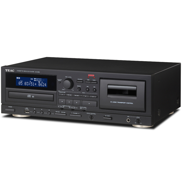 CD проигрыватель TEAC AD-850 Black sast pdvd 933a dvd плеер hdmi qiaohu проигрыватель cd проигрыватель vcd dvd плеер плеер проигрыватель usb музыкальный плеер черный