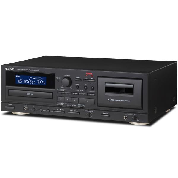 CD проигрыватель TEAC AD-850 Black dvd плеер malata pdvd 830 проигрыватель cd проигрывателей qiaohu vcd проигрыватель dvd проигрывателя usb плеер черный