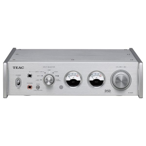 Стереоусилитель TEAC AI-503 Silver внешний цап teac ud 501 silver