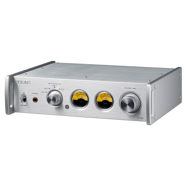 Стереоусилитель TEAC AX-505 Silver