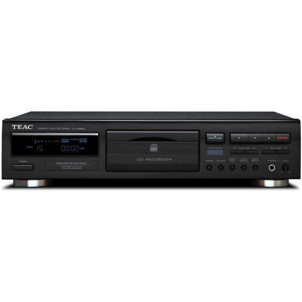 CD проигрыватель TEAC CD-RW890 Black сетевой проигрыватель teac nt 503 black