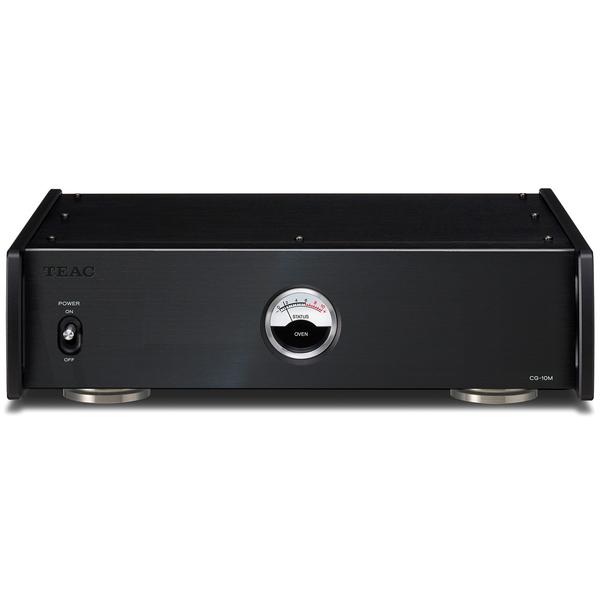 Внешний ЦАП TEAC Кварцевый генератор CG-10M Black teac ai 101da black