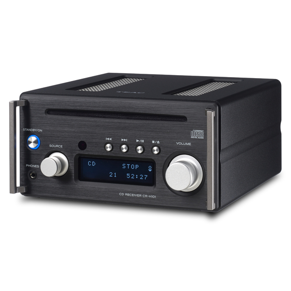 CD ресивер TEAC CR-H101 Black