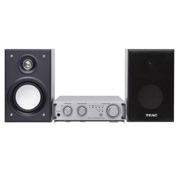 Hi-Fi минисистема TEAC HR-S101 Silver teac ax 501 silver