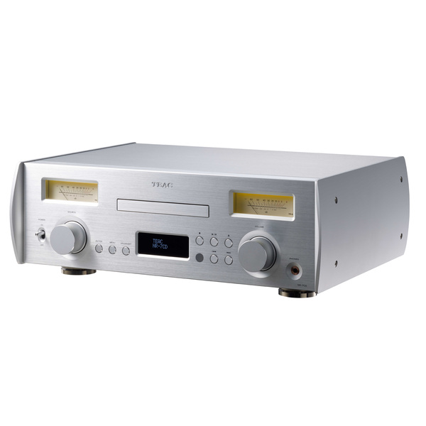 CD ресивер TEAC NR-7CD Silver ready to read