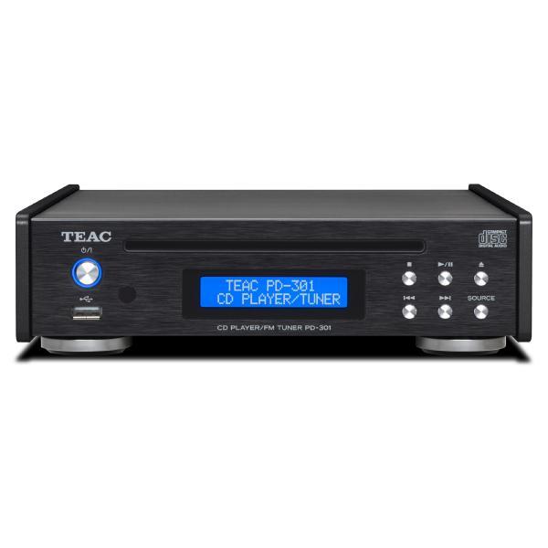 CD проигрыватель TEAC PD-301-X Black