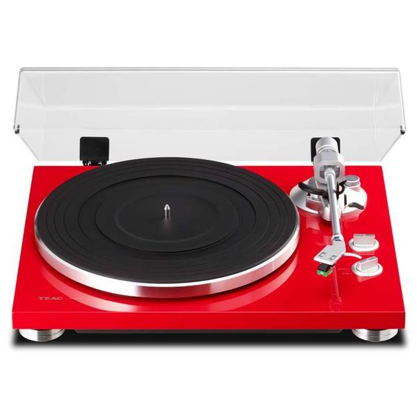 Виниловый проигрыватель TEAC TN-300 Red technica audio technica головка ath msr7se установлена портативная гарнитура с высоким разрешением качества hifi