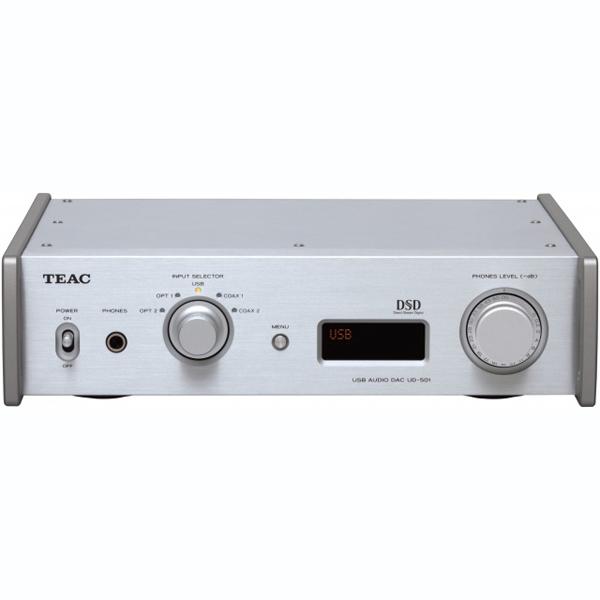 Внешний ЦАП TEAC UD-501 Silver teac ud 501 silver