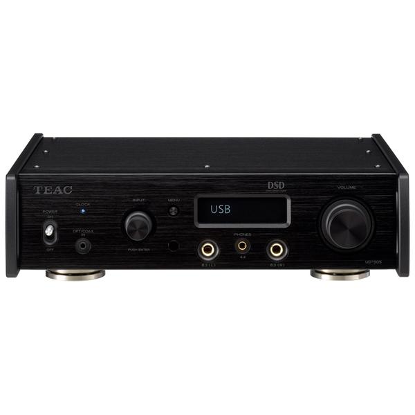 Внешний ЦАП TEAC UD-505 Black teac ai 101da black