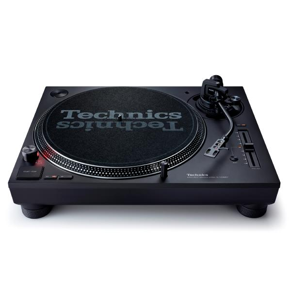 DJ виниловый проигрыватель Technics SL-1210 MK7-EE Black + SU-G700EE-K