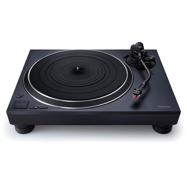Виниловый проигрыватель Technics SL-1500CEE-K Black + 2 x SC-C30EE-K Black/Silver
