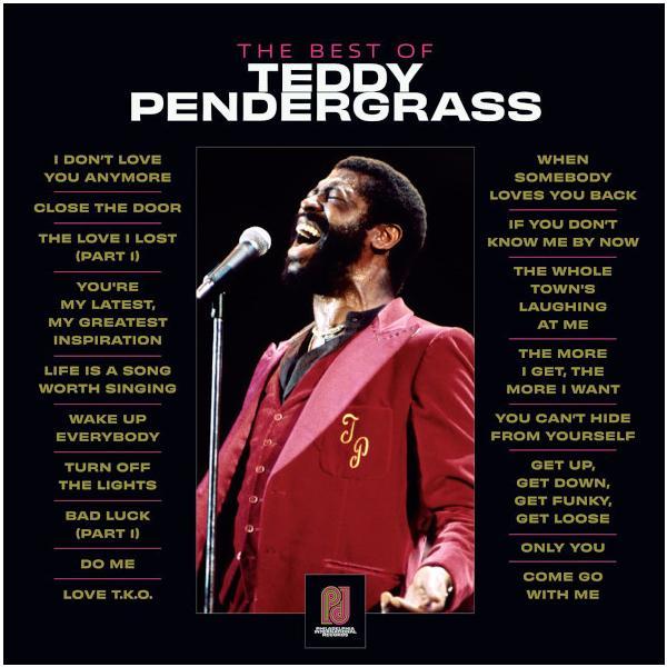 Teddy Pendergrass Teddy Pendergrass - The Best Of Teddy Pendergrass (2 LP)